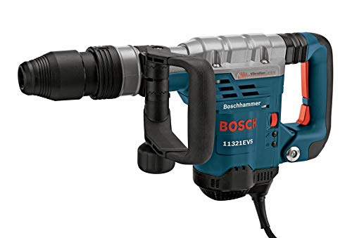 Bosch 11321EVS Demolition Hammer – 13 Amp 1-9 16 in. Corded Variable Speed SDS-Max Concrete Demolition Hammer with Carrying Case
