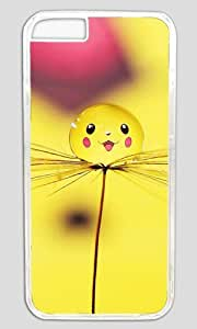Lovely Drop Water Easter Thanksgiving Masterpiece Limited Design PC Transparent Case for iphone 6 by Cases & Mousepads wangjiang maoyi
