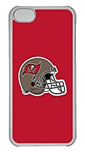 Creative GOOD 5C Case, iPhone 5C Case, Personalized Hard PC Clear Shoockproof Protective Case Cover for New Apple iPhone 5C - Nfl Arizona Cardinals
