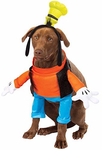 Rubie's Disney: Mickey Mouse & Friends Pet Costume, Goofy, (Eeyore Pet Costume Dog Costume Halloween)