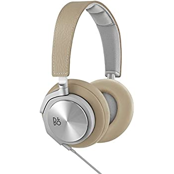 B&O PLAY by Bang & Olufsen Beoplay H6 Over-Ear Wired Headphone, 2nd Generation (Natural)