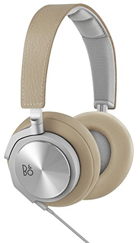 B&O PLAY by Bang & Olufsen Beoplay H6 Over-Ear Wired Headphone, 2nd Generation (Natural) by B&O PLAY by Bang & Olufsen