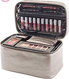Ulta Beauty Brilliantly Beautiful Makeup Set Palette Travel Bag 19 Piece Set by Ulta (Image #1)