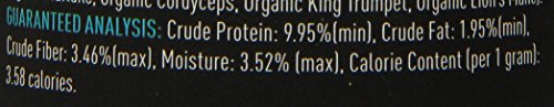 BIXBI-Organic-Pet-Superfood-Daily-Dog-Cat-Supplement-Immunity-60-Grams