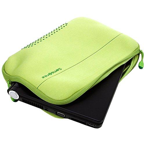 "Samsonite Aramon² 11"" 11"" Sleeve case Silver - notebook cases (27.9 cm (11""), Sleeve case, Silver, 160 g, 265 x 30 x 190 mm, 290 x 35 x 210 mm)"