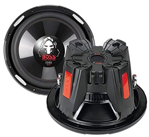 2) New BOSS AUDIO Phantom P106DVC 10 4200W DVC Car Subwoofers Power Subs PAIR