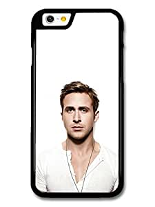 Ryan Gosling White T-Shirt Close Up case for iPhone 6 A10273 by icecream design