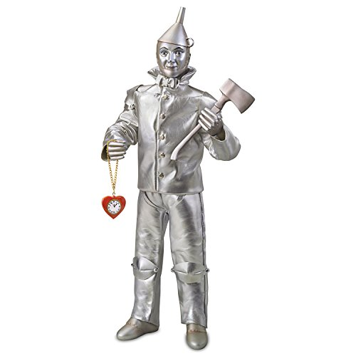The Wizard Of Oz Tin Man Collectible Poseable Singing Doll by The Ashton-Drake Galleries (Tin Heart Oz Of Man Wizard)