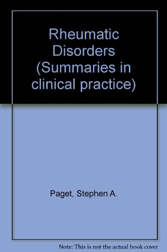 Rheumatic Disorders (Summaries in Clinical Practice)