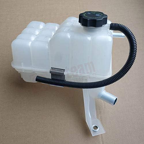 Cap Coolant Reservoir Overflow Expansion Tank Sensor for Volvo VN VNL VNM 2004-2007 Premium Quality 20519037