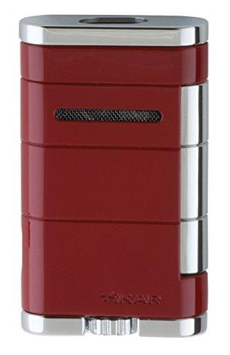 - Xikar Allume Double Jet Red Lighter