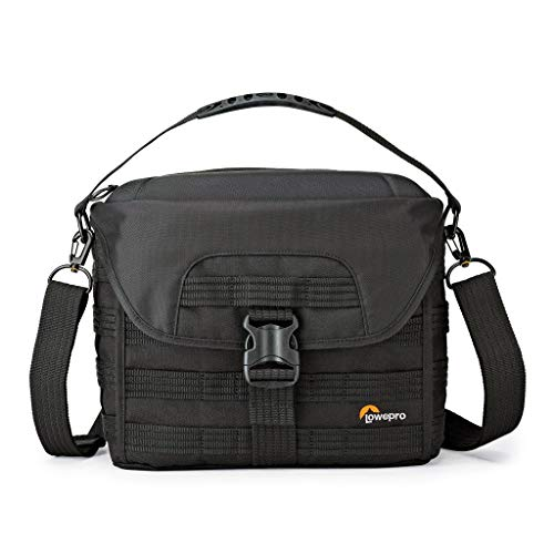 180 Aw Camera Bag - Lowepro Pro Tactic SH 180 AW. Shoulder Camera Bag for Mirrorless or DSLR Kit and Mini Tablet.