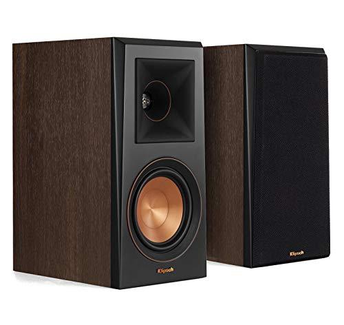 Klipsch RP-500M Reference Premiere Bookshelf Speakers – Pair (Walnut)