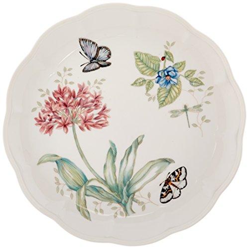 091709499707 - Lenox Butterfly Meadow 18-Piece Dinnerware Set, Service for 6 carousel main 6