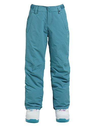 Burton Kids Girls Sweetart Snow Pants Tahoe Size Medium by Burton