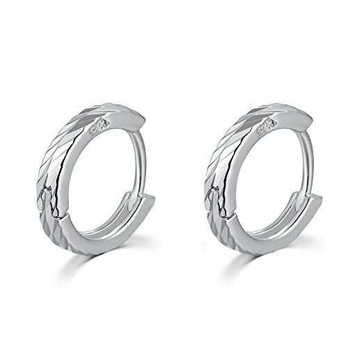 925-sterling-silver-polish-finishing-diamond-cut-huggie-hoop-earrings-06-women-fashion-jewelry