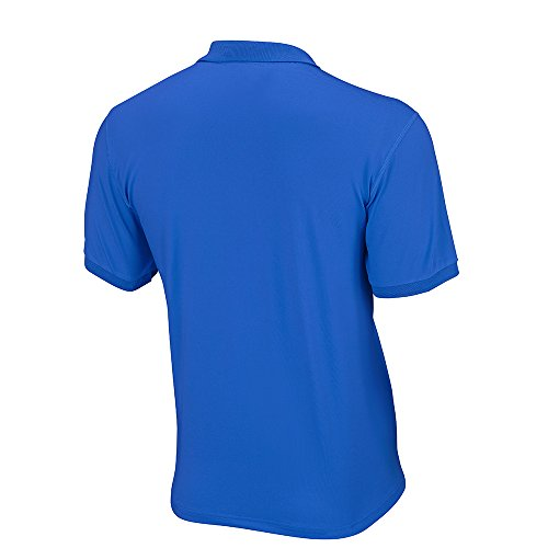 Arctic Cool Men's Solid Instant Cooling Polo with UPF 50+ Sun Protection