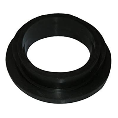 LASCO 02-3061 Rubber Flanged Universal Fit Spud Washer 2-Inch x 1 1/2-Inch