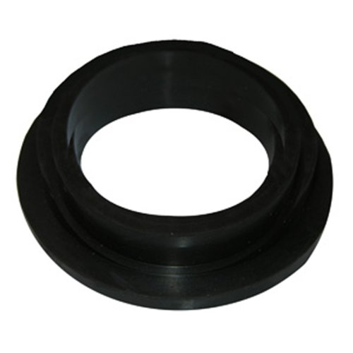 LASCO 02-3061 Rubber Flanged Universal Fit Spud Washer 2-Inch x 1 - Wax Flanged