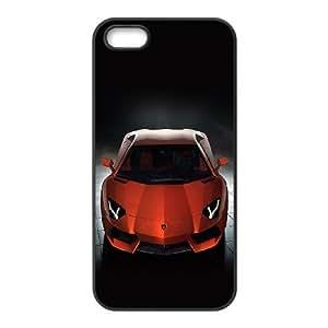 iPhone 5,5S Protective Phone Case logo lamborghini ONE1231316