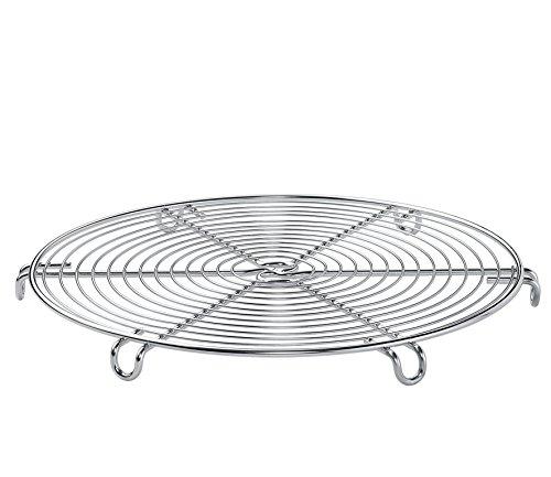 Küchenprofi 0805872836 Kuchengitter, rund, 36 cm