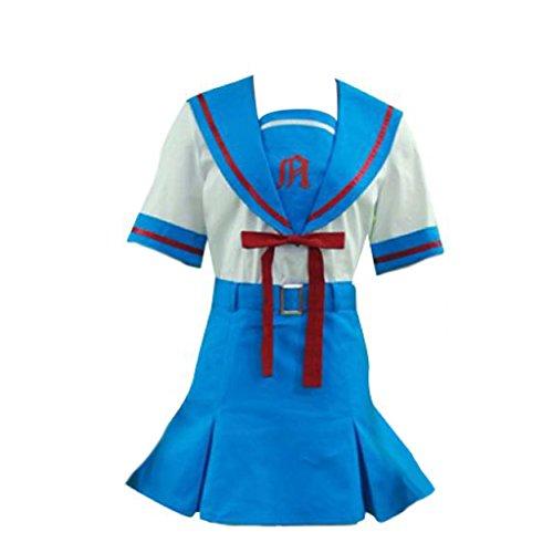 Haruh (Suzumiya Haruhi Cosplay Costume)