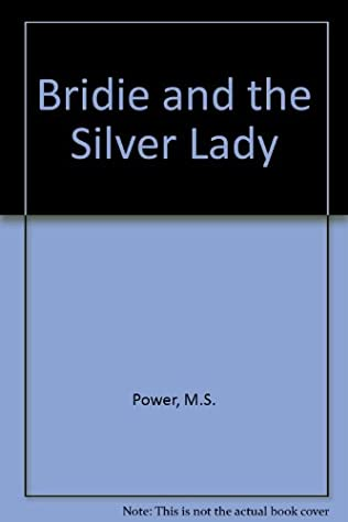 book cover of Bridie and the Silver Lady