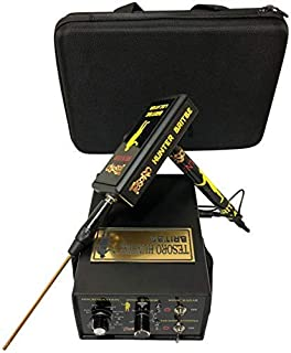 Britbe Tesoro Hunter Long Range Metal Detector - Ionic System Detection- Professional Metal Detection for