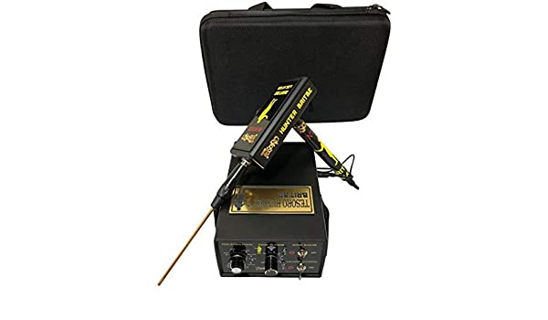 Amazon.com : Britbe Tesoro Hunter Long Range Metal Detector - Ionic System Detection- Professional Metal Detection for Gold and Silver : Garden & Outdoor