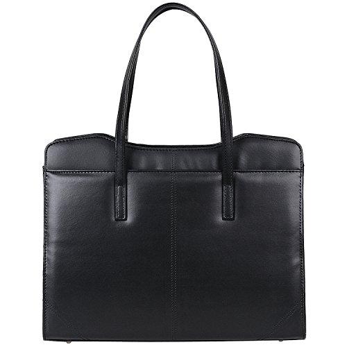 Jack Crossbody Top Handle Leather for Dark Handbags Satchel amp;Chris Bags Splicing Women rw17rqt