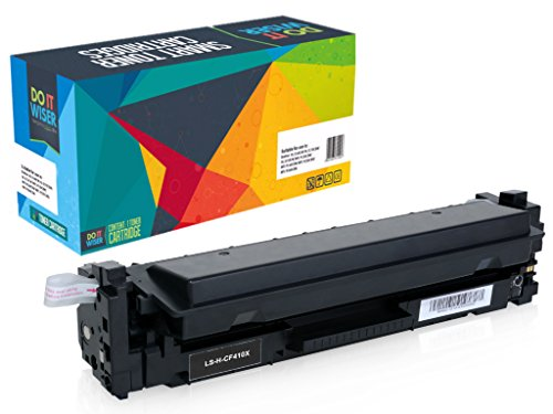 Do It Wiser Compatible High Yield Toner Cartridge for HP 410X Color Laserjet M452NW M452DW M452DN MFP M477FDN M477FDW M477FNW M377 4-Pack Photo #4