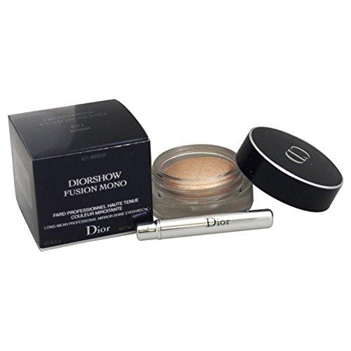 Christian Dior Show Fusion Mono Eyeshadow for Women, No. 621/Mirror, 0.22 Ounce