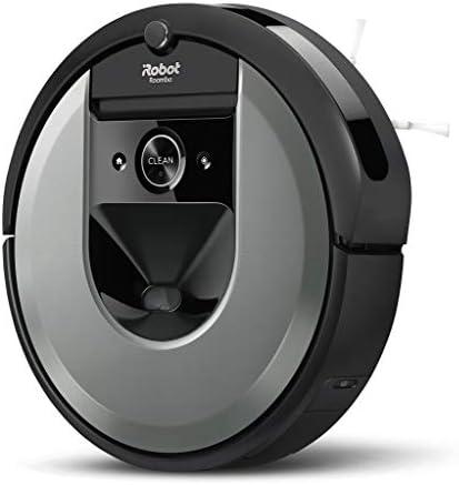 iRobot Roomba i7+ Robot Aspirador Roomba i7+ con con Estación de Limpieza Automática, Color, Pack of/Paquete de 1 7