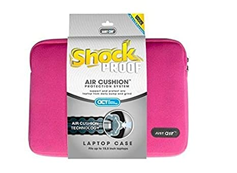 aa17511c1635 Just Air 15.5-Inch Case for Laptop - Pink (8235PL)