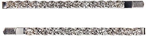 Darice VL3059 Rhinestone 2 Inch Silver