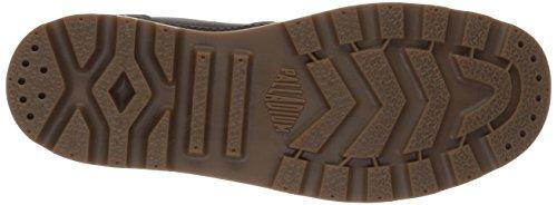 Polsino Da Uomo In Palladio Sport Wp 2.0 Rain Boot Ambra Oro / Cioccolato