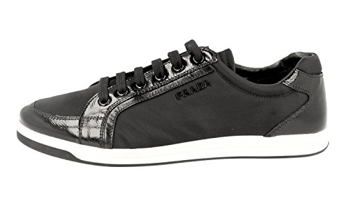Donne Sneaker Prada In Saffiano Delle Ginnastica Pelle 3e5892 qFwOaU