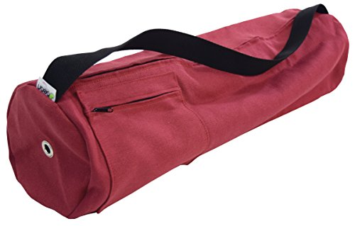 Yoga Mat Bag 100% Hemp, Large or Extra Large  By Bean Produc