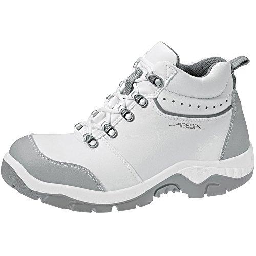 """Abeba–2171""""Anatom"""" botas de seguridad Blanco - blanco"""
