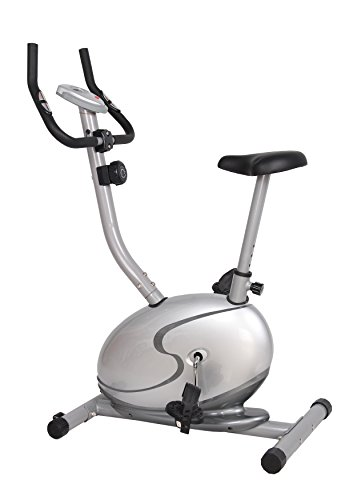 US Pride Furniture FN98006B Gym for Fitness Upright Magnetic Exercise Bike US Pride Corp -- DROPSHIP