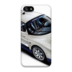 Excellent Design Mclaren Phone Case For Iphone 5/5s Premium Tpu Case