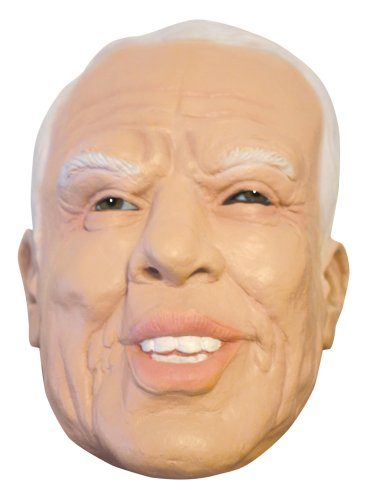 John McCain Mask by Freight Factory