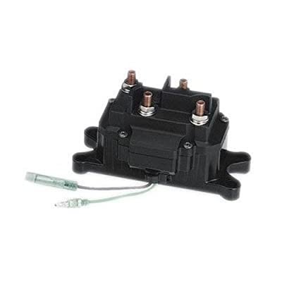 WARN 63070 Winch Contactor; Replacement For 3.0; 2.5; And A2500;