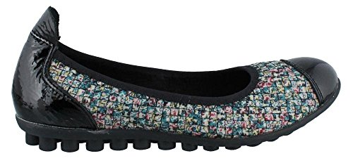 cheap store Bernie Mev Women's Bella Me Ballet Flat Floral Multi footaction cheap online ZSULuEm1L