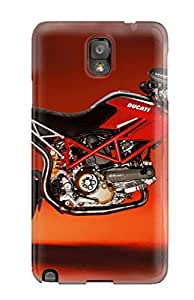 carlos d archuleta's Shop Hot New Galaxy Note 3 Case Cover Casing(ducati Motorcycle) 5501429K31339917