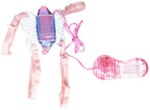 California Exotics Shane's World Venus Butterfly Wearable Stimulator