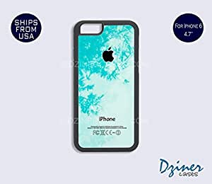 iPhone 6 Case - 4.7 inch model - Sky Blue Design iPhone Cover