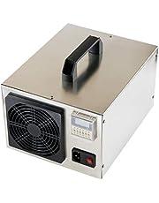 Ozone Generator Hem, 35 000 mg/h Ozon med hög kapacitet för hem,rum, hotell och gårdar, HD LED-skärm