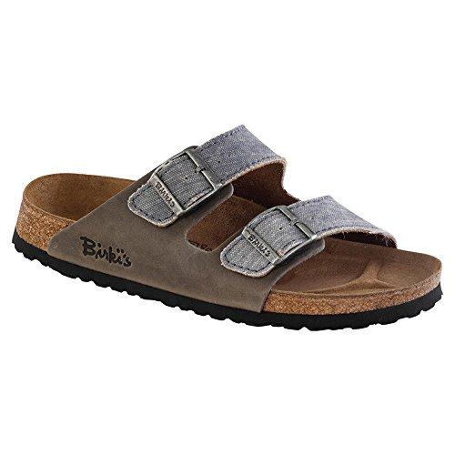 Birkenstock Mens Arizona Sandal Tie Dye Gray 8 M OKNWE7h