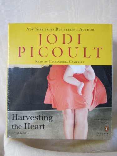 Download Harvesting the Heart [Audiobook][Unabridged] (Audio CD) PDF